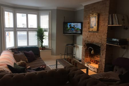 house/home on lovely quiet street - Thames Ditton
