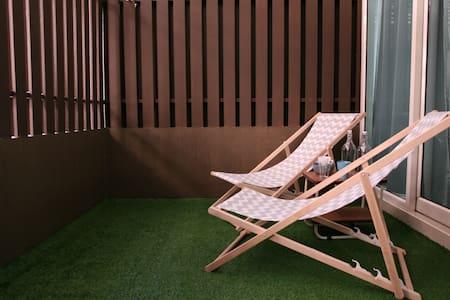 S105 at S Apartment - Bangkok