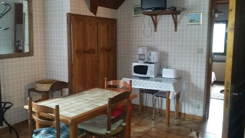 Appartement 2-4 personnes - Antignac