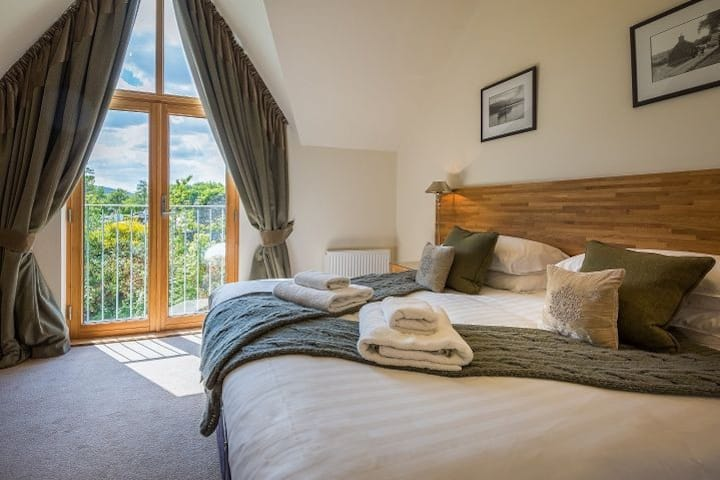 Mains of Taymouth, Kenmore, 2 Maxwells, gorgeous 2 bedroom 5* villa
