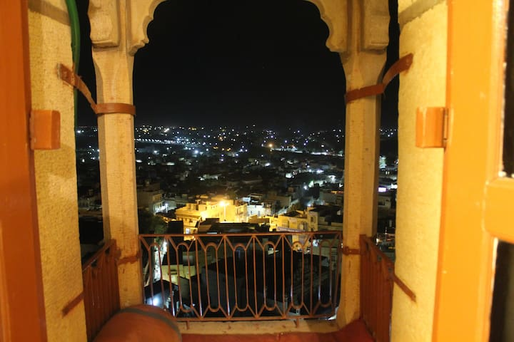 The City View Room in Jaisalmer Fort! - Jaisalmer - Pension
