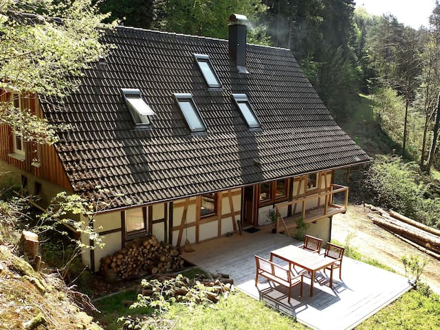 House Leubach for 6 persons in Wolfach - Wolfach - Dom