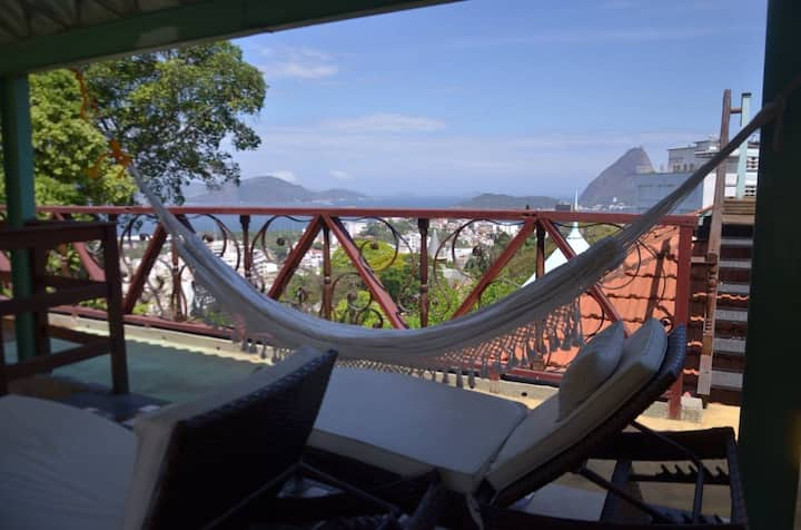 A magic place in the heart of Rio suíte family