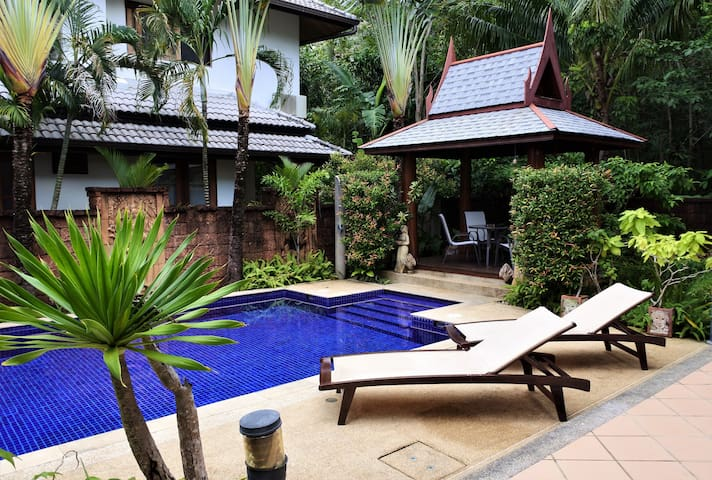 Phuket House with 3 bedrooms - Rawai - Ev