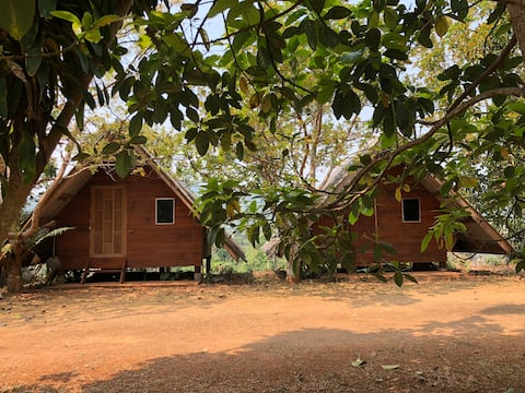 Grandpa Poom House and Garden