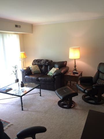 Furnished single for the summer! - Charlottesville - Apartamento