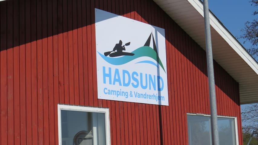 Hadsund Camping & Vandrerhjem - 4 senge