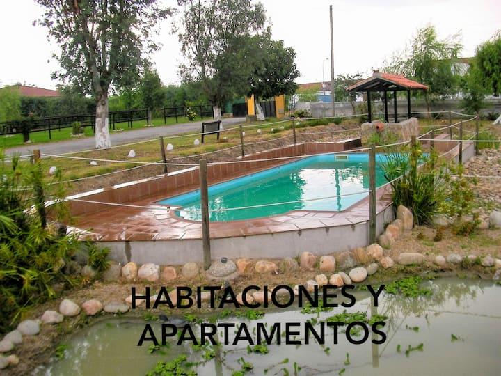 Hotel Rural 3*** LA POSADA HIPICA