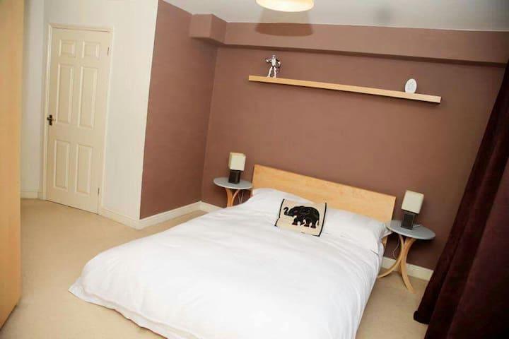 DOUBLE ROOM WITH ENSUITE - London - Apartemen berlayanan