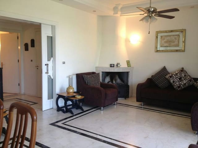 Peaceful apartment in prestige Broumana - Bejrut
