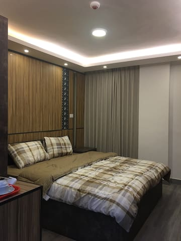 Furnished studio for rent jabal Amman
