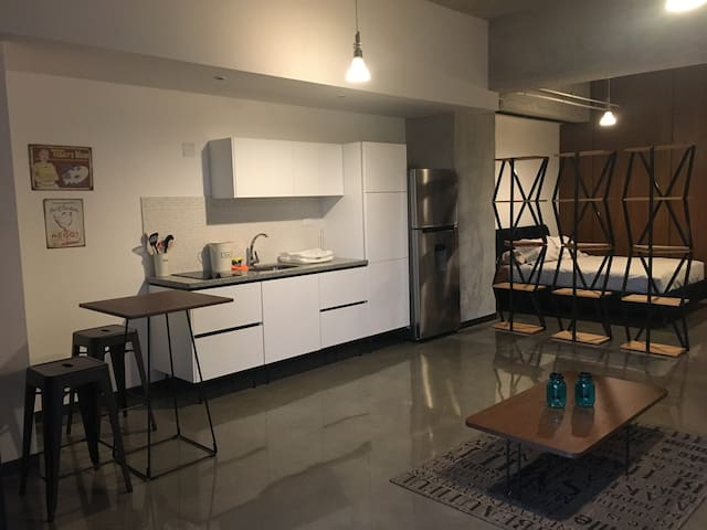 Near the Airport and TEC full equiped Apartament