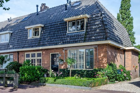 Attractive country house near Amsterdam - Huizen