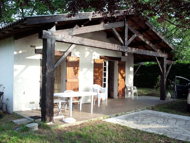 Villa Landaise entre Bassin et Océan 8 pers max - Lège-Cap-Ferret - Loma-asunto