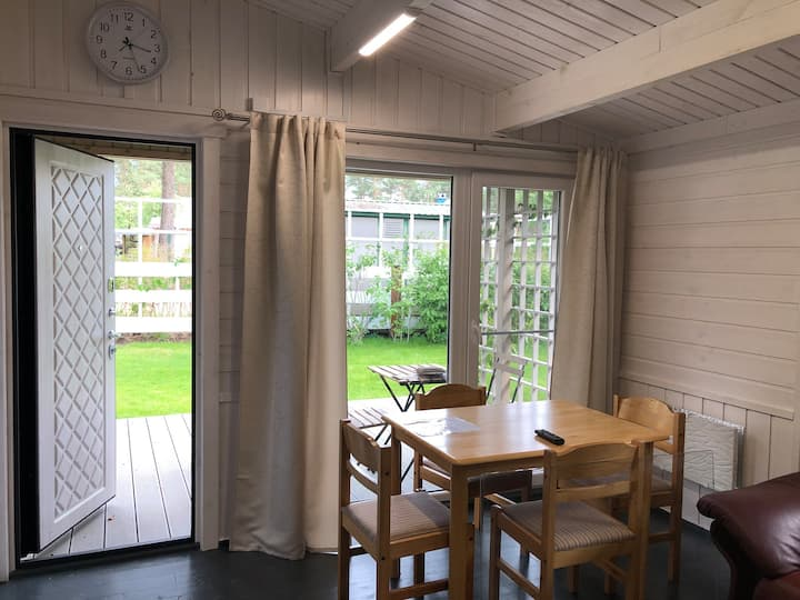 Cozy chalet in the heart of Narva-Jõesuu resort