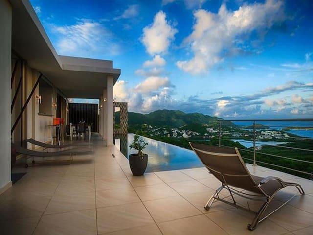 Villa Sunrise - Marigot - Villa