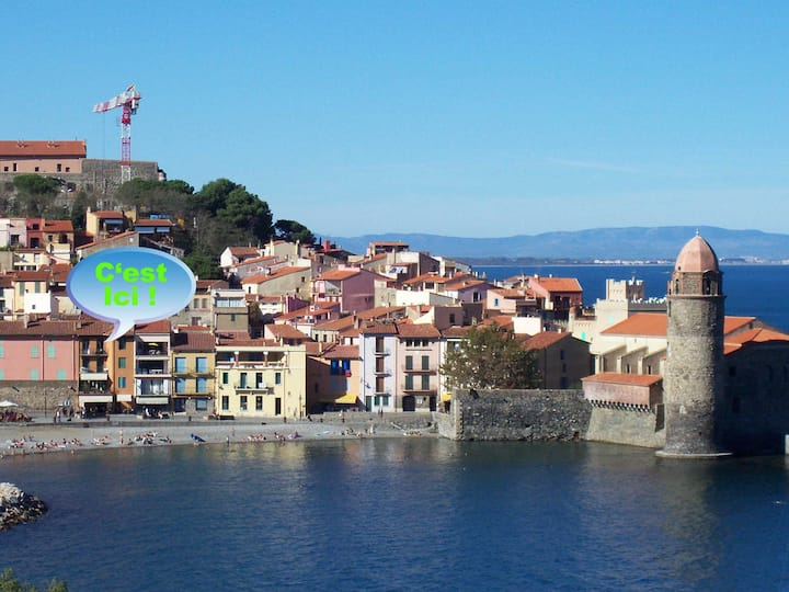 The place to be in Collioure