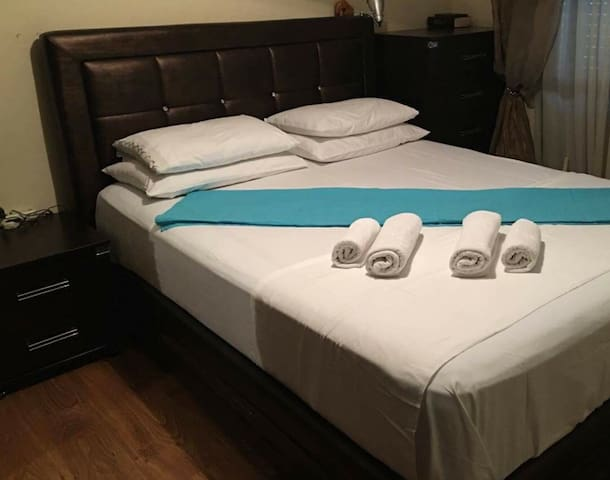 Sweet Double Suite Room Kavala - Kavala - Ev
