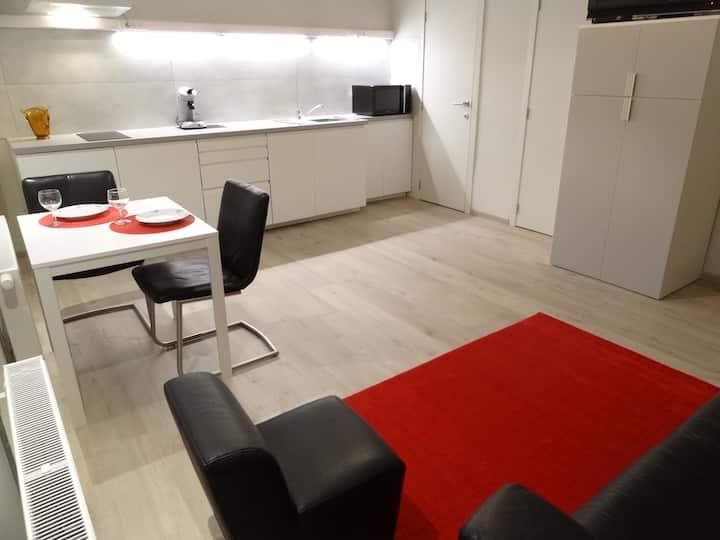 Albert 7 - Contemporary flat near Mechelen station