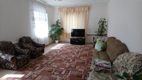 Дом для отпуска в г.Яровое