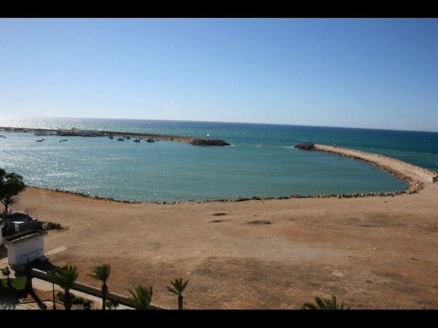 Appartement luxueux 50m de la plage