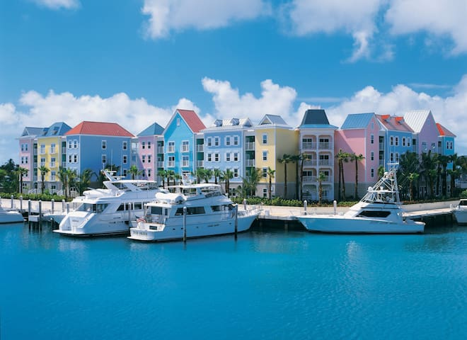 Paradise at Harborside, Atlantis Bahamas 8/11-8/18 - Nassau