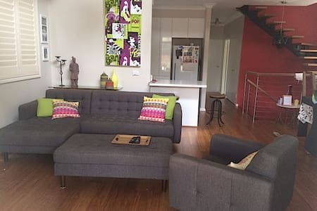 Renovated town house with loft - Lane Cove - Townhouse