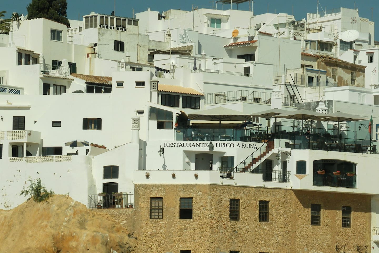 vista da cidade antiga  old city view