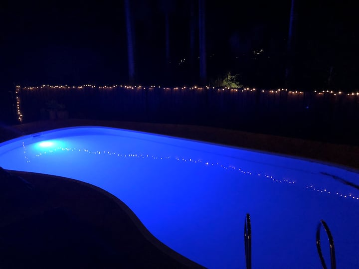 Oasis with a pool, close to town and beaches