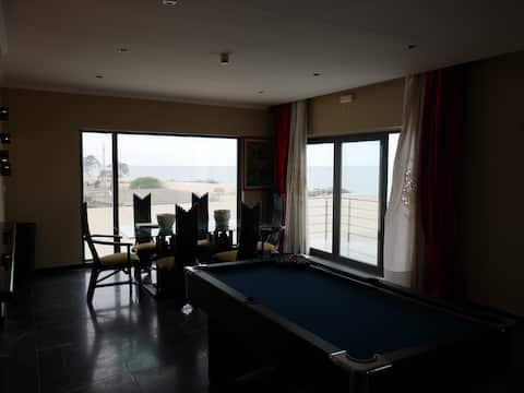 Apartamento t3 na ilha de luanda.