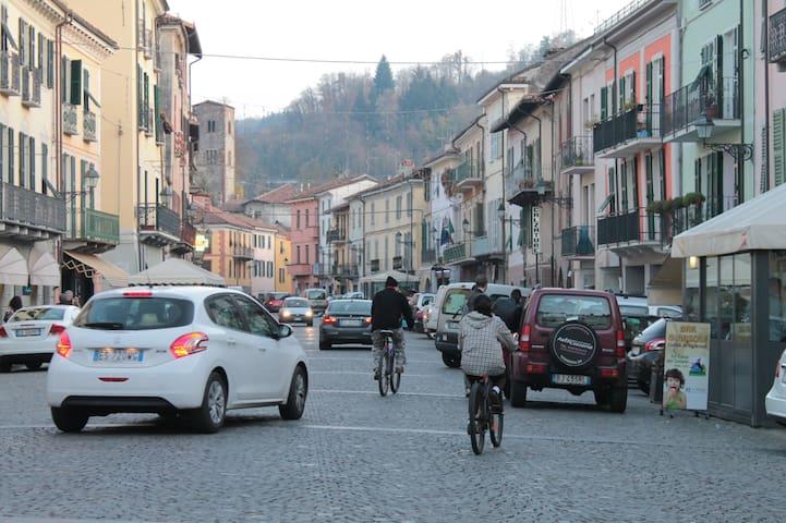 appartamento condominimo a Millesimo Savona Ligure