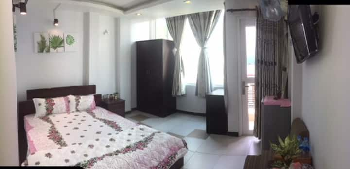 BEST PRICE full-furnished room near HCM center