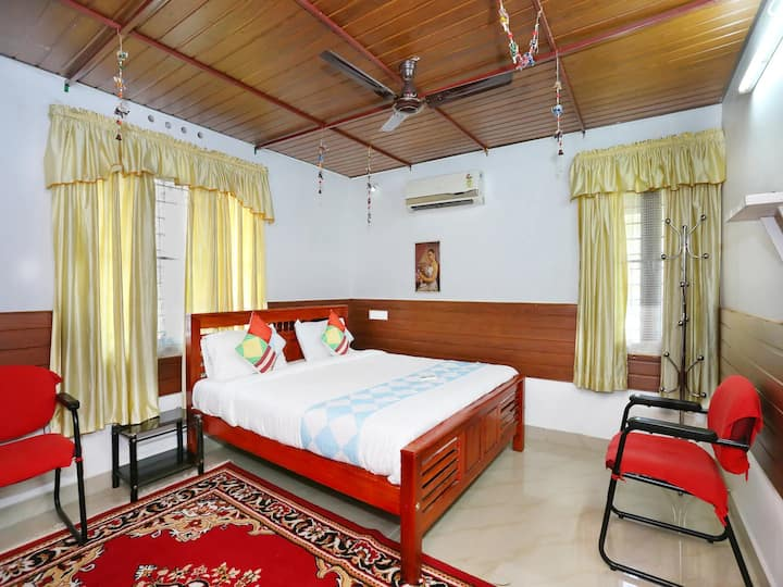 Comfy and Spacious Room in the heart of Fort Kochi