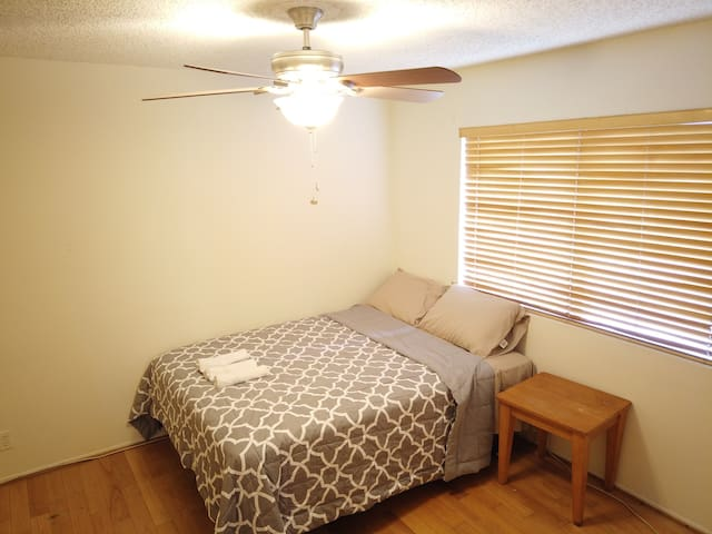 Affordable One Bedroom w/ Private Bathroom