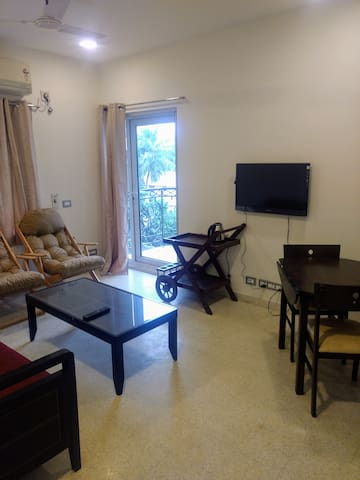 Chennai, centrally located one bedroom flat