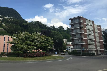 Great location 5 min to the lake 20 to the center - Lugano