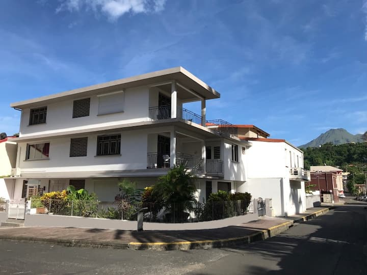 L'Escale du Mouillage Chambre Caraibes