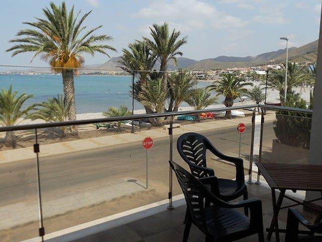 Apartamento frente al mar - Cabo de Palos - Apartemen