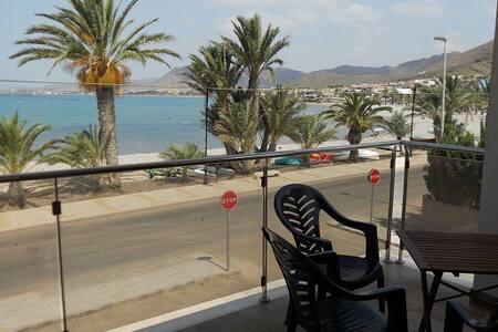 Apartamento frente al mar - Cabo de Palos
