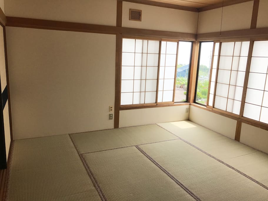 1F Japanese bedroom