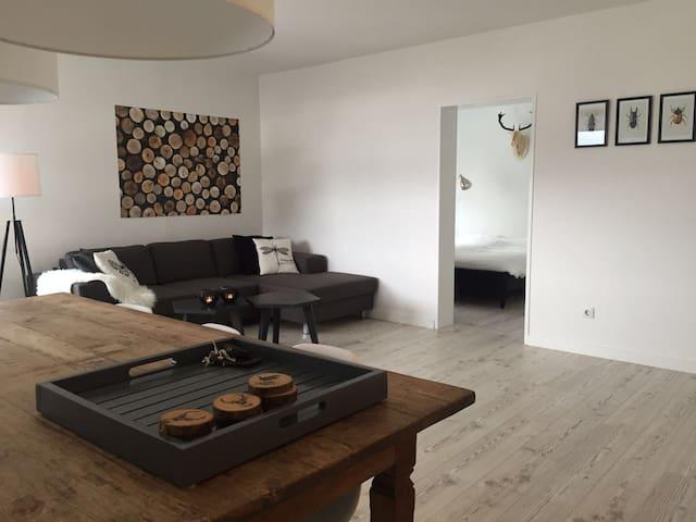 Luxe app. met sauna in Winterberg-Niedersfeld - Winterberg - Apartment
