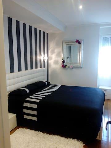 BED+BREAKFAST+WIFI en centro de Zarautz