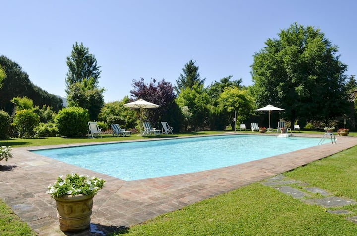 Apartament in Cortona with WiFi, Pool, A/C, Alexa and relaxation
