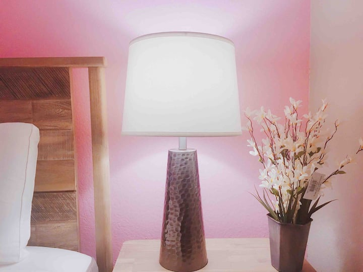 优妈小屋•Japanese Style Sakura Pink 1b1b APT in RH LA