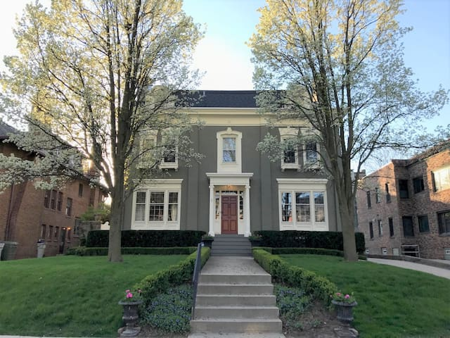 East Side Historic home available for 2020 DNC!
