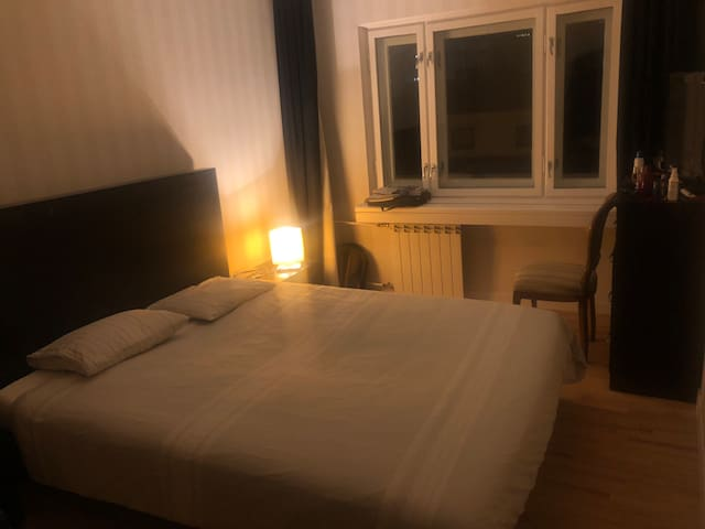 10minutes walk city center,cosy and beautiful room