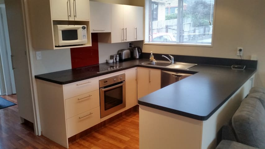 ROSLYN SANCTUARY   6A Hereford St  DUNEDIN - Dunedin - Appartement