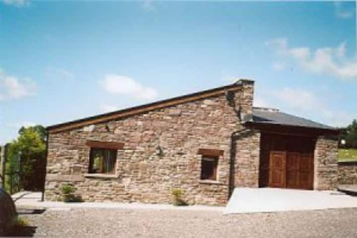 Bryn Melyn self-catering cottage.