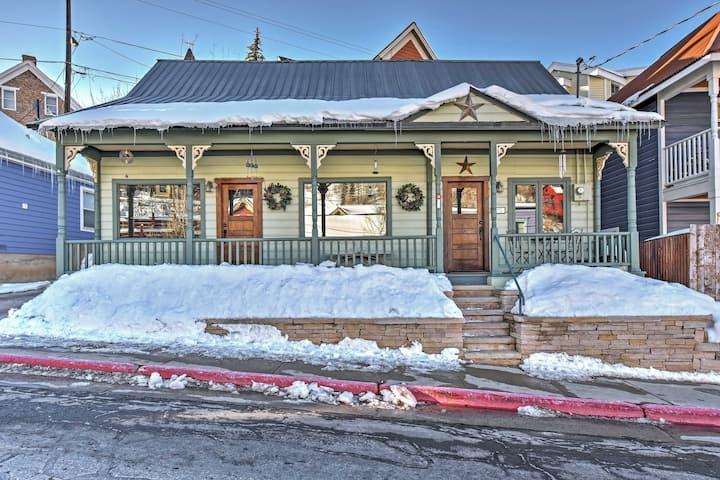 Historic Downtown Park City Home -Walk to Ski Lift