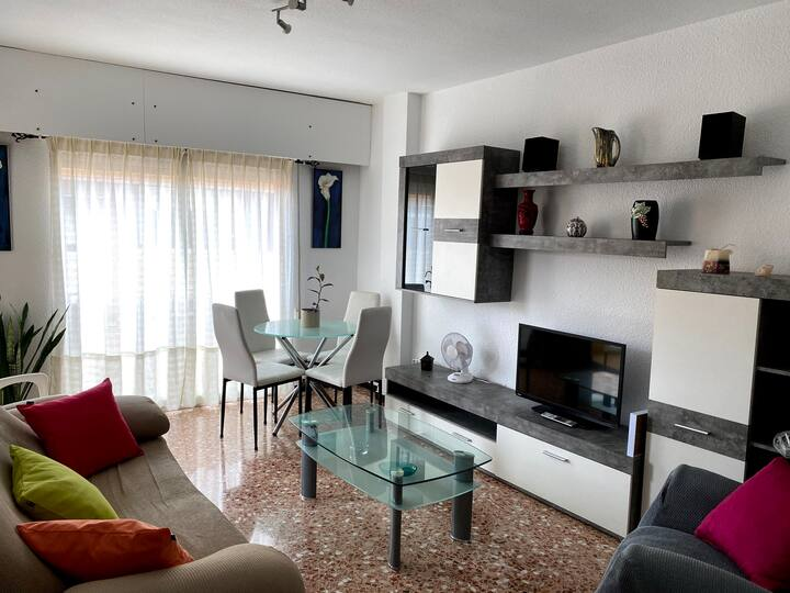 Habitación individual en el Centro de Alicante